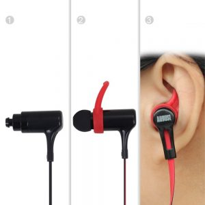 Ear buds with antenna - earbuds with microphone under 10